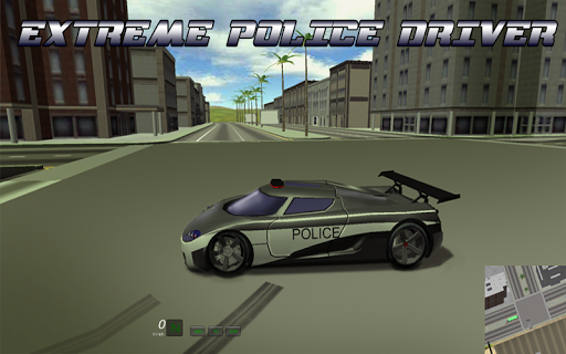 Police Car Driver 2015