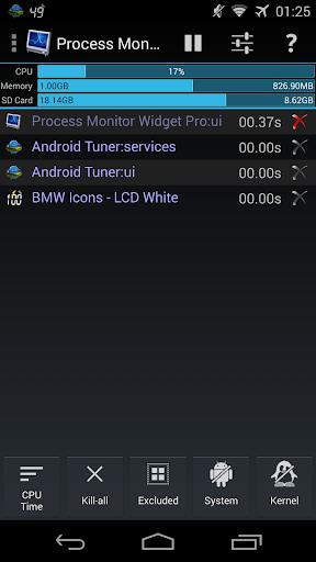 3C Process Monitor Pro  screenshots 2