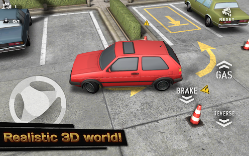 Play Parking Reloaded Hd Game Here - A Car Game on FOG.COM