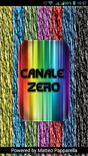 Canale Zero v.2.0