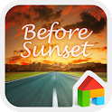 Before Sunset LINEランチャーテーマ icon