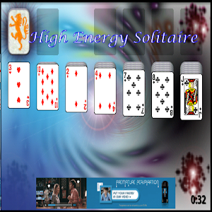 High Energy Solitaire for PC and MAC