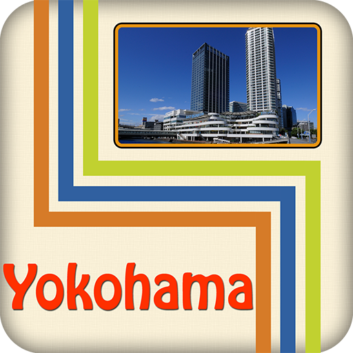 Yokohama Offline  Travel Guide LOGO-APP點子