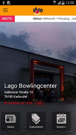 Lago Bowling Karlsruhe