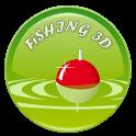 Fishing 3D Simulator Premium icon