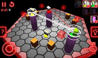 Screenshot of Laser Logic 3D