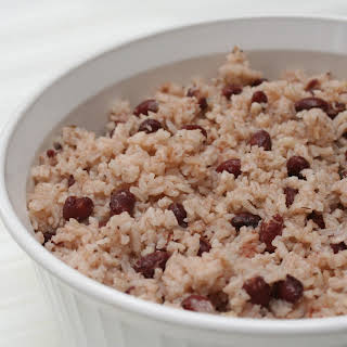 Jamaican Rice and Peas.