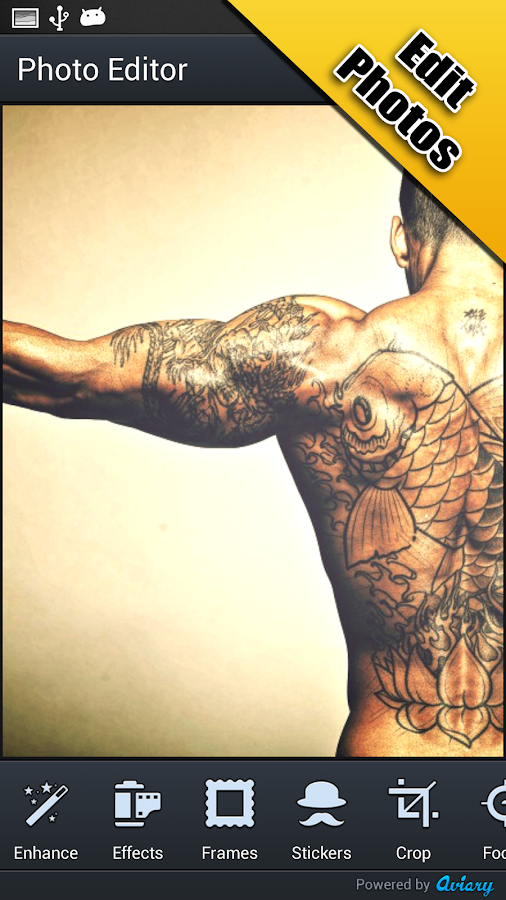 Tattoo Designs App- screenshot