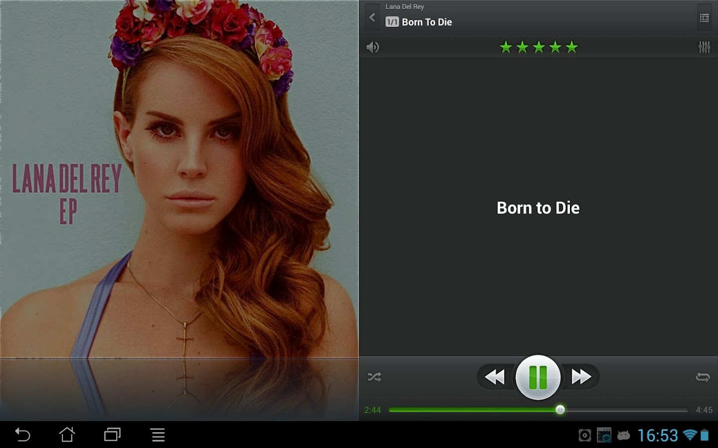 PlayerPro Music Player - screenshot