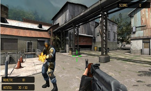 Counter Strike Shooter