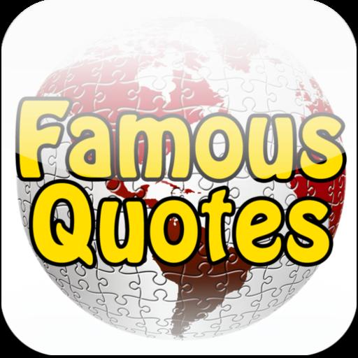 Famous Quotes LOGO-APP點子