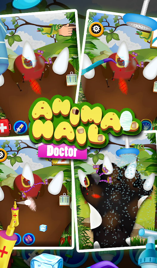 Animal Nail Doctor- screenshot