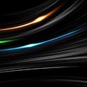 HD Wallpaper Black icon