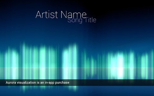 Audio Glow Music Visualizer- screenshot thumbnail