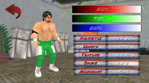 Wrestling Revolution 3D 1.640 gameplay | by HackJr.Pw 19