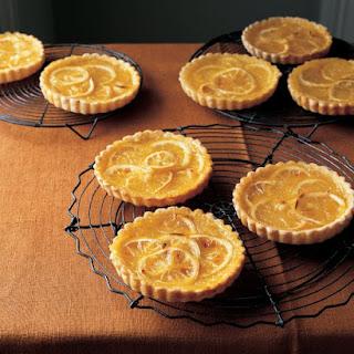 Classic Shaker Lemon Tarts