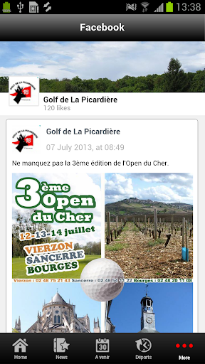 玩免費運動APP|下載Golf de la Picardière app不用錢|硬是要APP