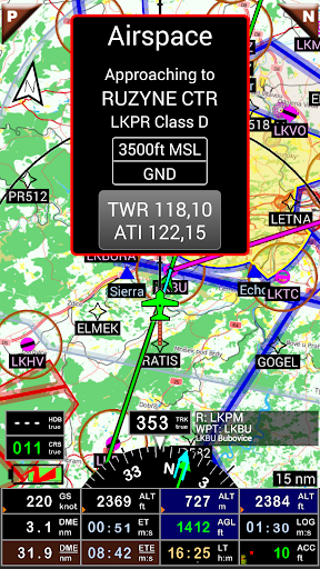 FLY is FUN Aviation Navigation  screenshots 3