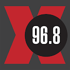 RadioX 96.8 icon
