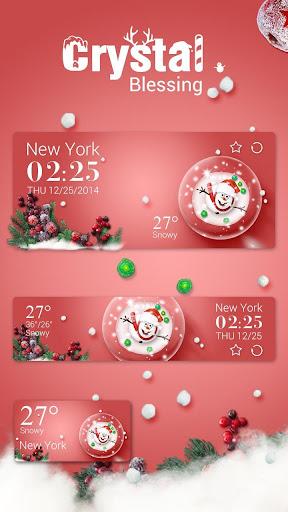 CrystalBlessing GO Weather EX