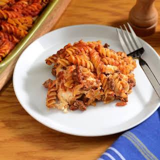 Lasagna With A Twist.