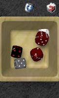 Screenshot of Dice Cube Free