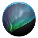 Aurora Borealis Live Wallpaper icon