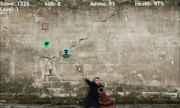husam vs aliens apk screenshot