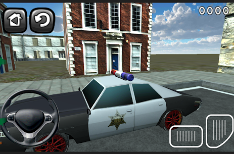 Free 3D Police Car Parking 8