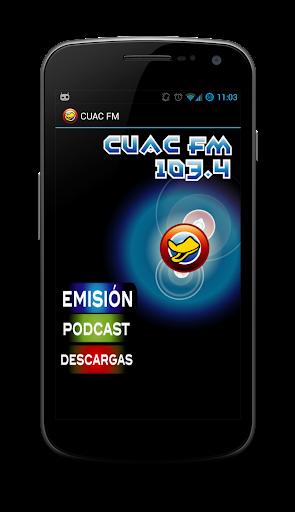 CUAC FM 103.4FM Radio A Coruña