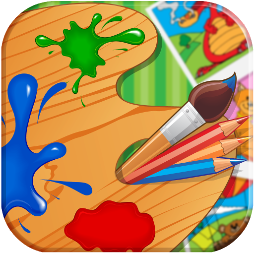My Great Big Coloring Book App Games Apk Free Download For Android PC Windows