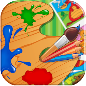 My Great Big Coloring Book App for PC and MAC