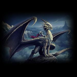 3D Dragon LWP APK