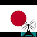 Japanese Radio Online icon