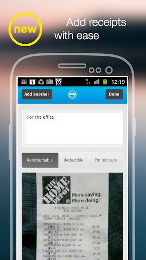 Shoeboxed Receipt Tracker  screenshots 1