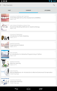 Coursera: Online courses Screenshot 8