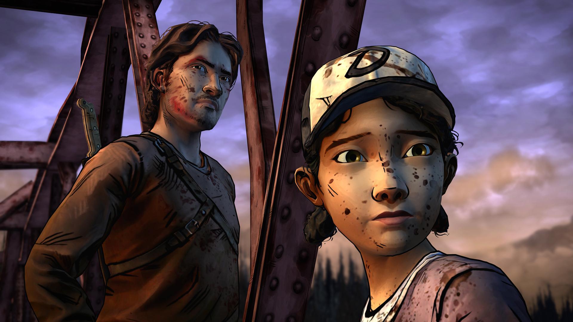 The Walking Dead: Season Two screenshot #5
