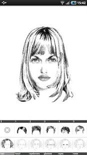 FlashFace Woman police tool- screenshot thumbnail
