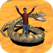 Snake Attack 3D Simulator