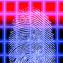 Blue Fingerprint Security LWP logo