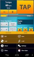 Screenshot of Best Metronome