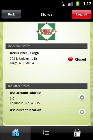 【免費生活App】Deek's Pizza-APP點子