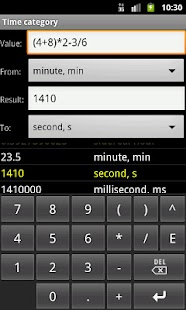 Unit Converter Pro - screenshot thumbnail