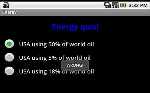 Energy sources, uses, savings!- screenshot thumbnail