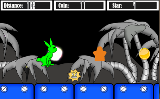 【免費街機App】Jump,Run,Varying Hare-APP點子