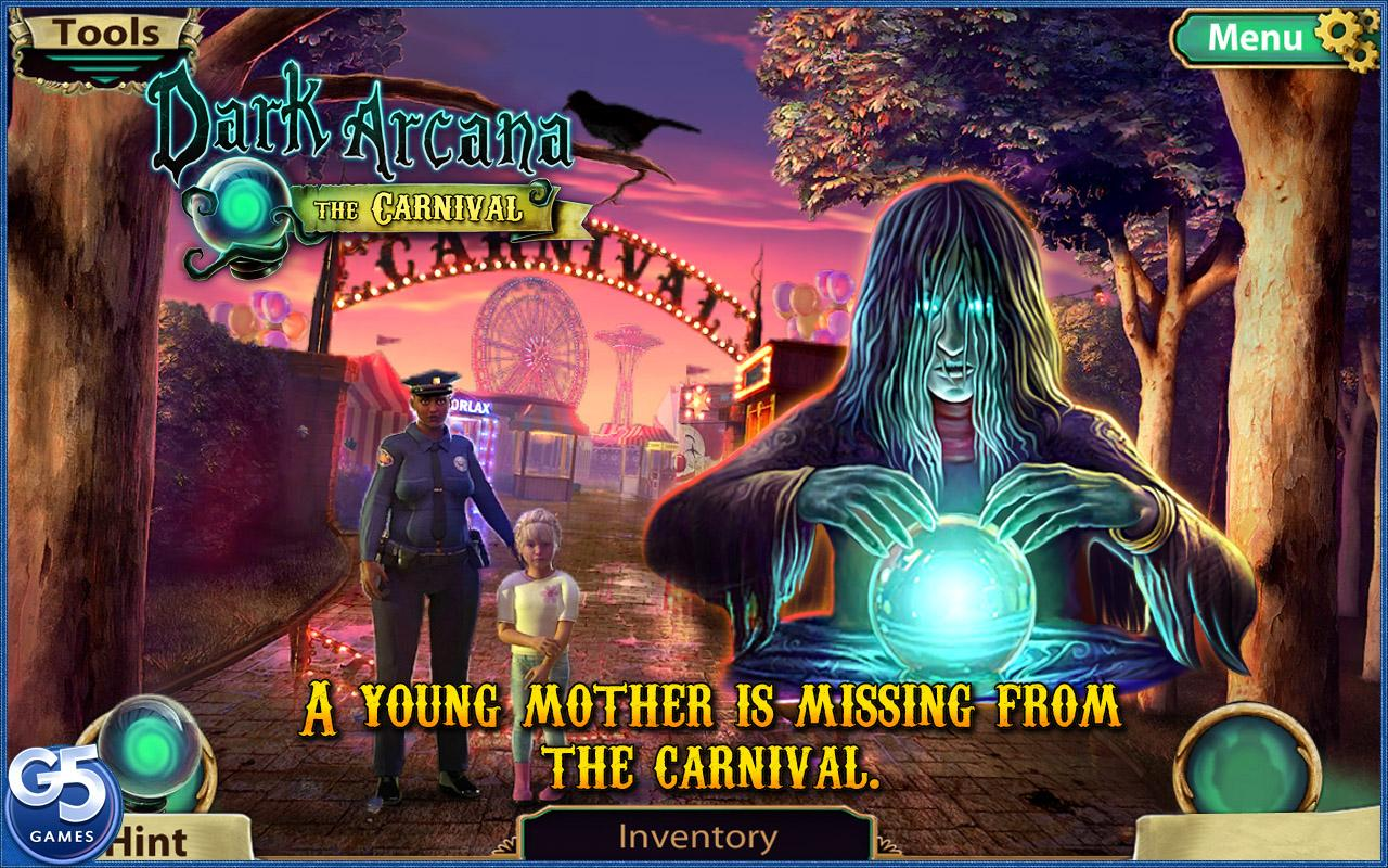 Dark Arcana: The Carnival Full - screenshot