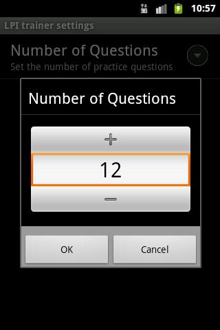 LPI Exam 101 Trainer- screenshot