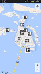 Bagni pubblici a Venezia - App su Google Play