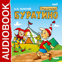 Сказка Приключения Буратино icon