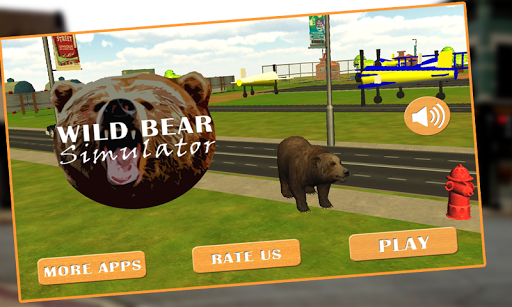 Wild Bear - 3D Simulator